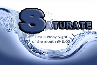 Saturate: Every 1st Sunday Night @ 6PM